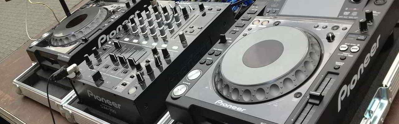DJ Betriebsfeier
